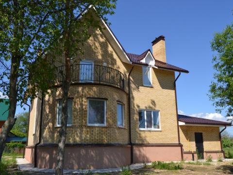 Вид на Гостевой дом «Маяк»